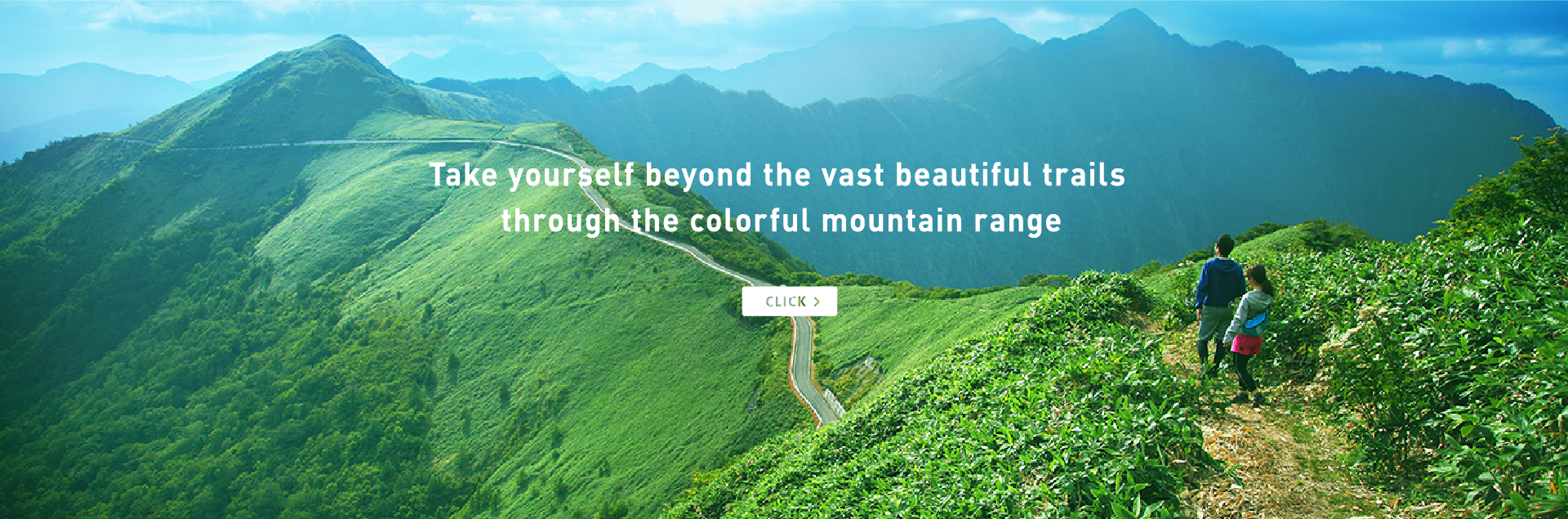 Take yourself beyond the vast beautiful trails through the colorful mountain range