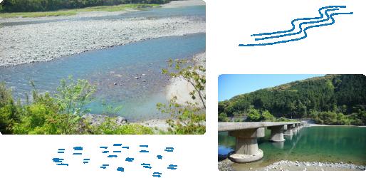 仁淀川水系