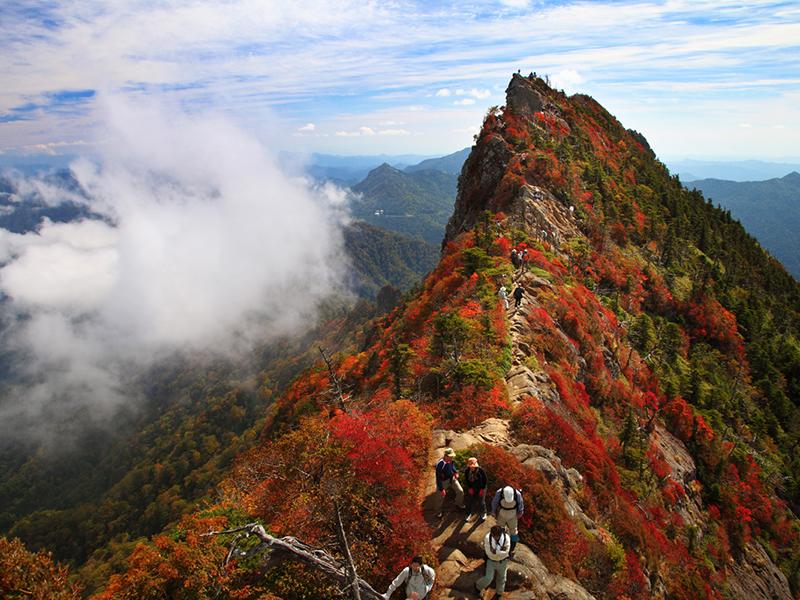 石鎚山(いしづちざん)