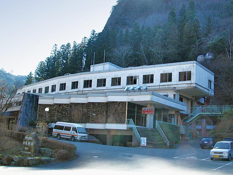 国民宿舎古岩屋荘(ふるいわやそう)
