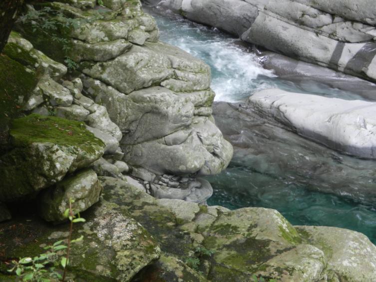 あす11月6日(水)21:00~、NHKBSプレミアム「にっぽんトレッキング100」にて石鎚山系が紹介されます!
