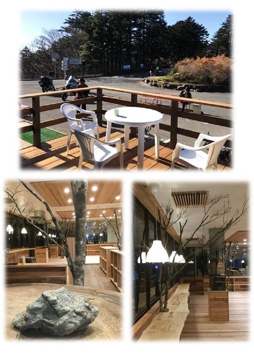 土小屋にカフェ「土小屋テラス」がリニューアルオープンします!
